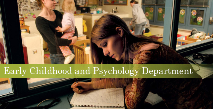 Early Childhood and Psychology