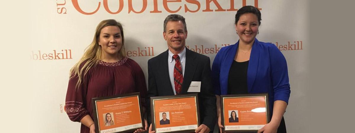 2017-18 SVA Leadership Recipients