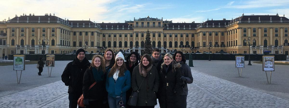 Psych students in Europe