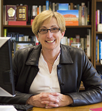 Susan Zimmermann, Provost and VP for Academic Affairs