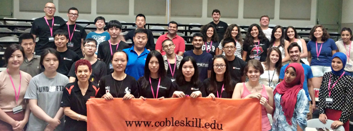 International Students at SUNY Cobleskill