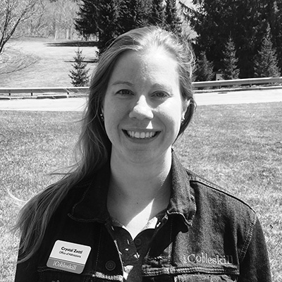 Crystal is an admissions counselor with SUNY Cobleskill.