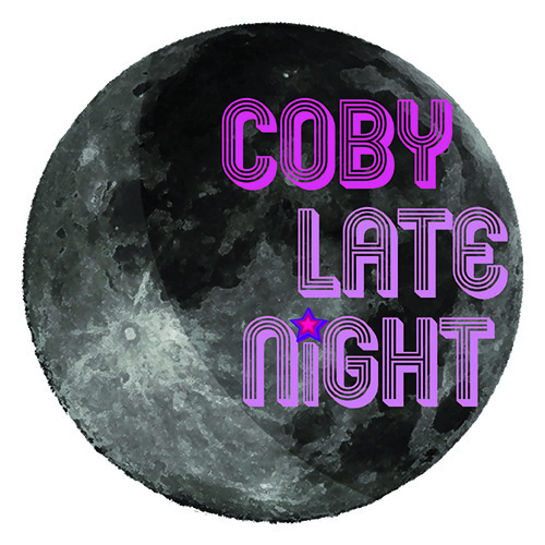 Coby Late Night Logo