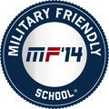 Military Friendly School '14