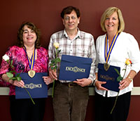 2013 Chancellor's Award Winners